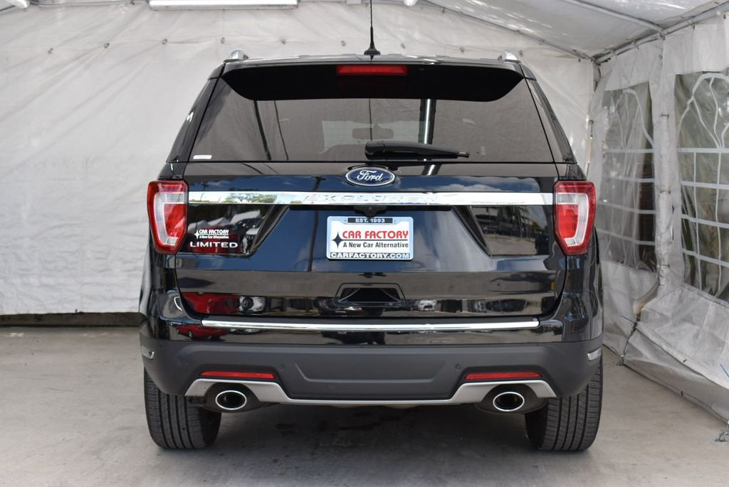 2018 Ford Explorer Limited FWD - 18712659 - 5