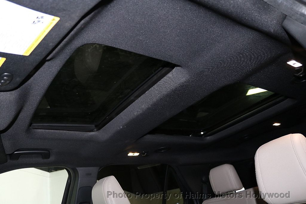 2018 Ford Explorer Panoramic Sunroof - 18196883 - 23