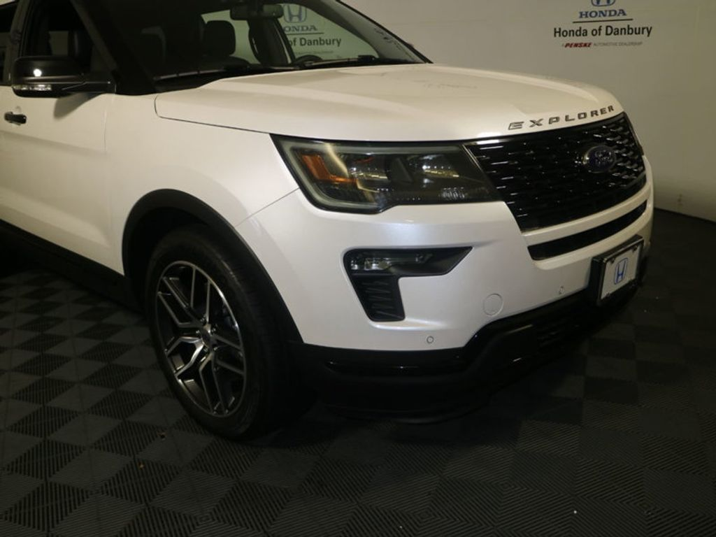 2018 Ford Explorer Sport 4WD - 18192625 - 1
