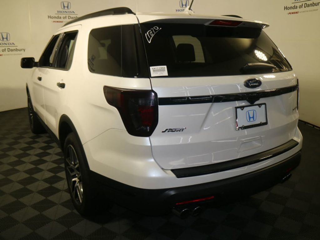 2018 Ford Explorer Sport 4WD - 18192625 - 6