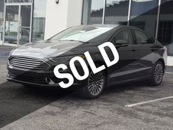 2018 Ford Fusion - 3FA6P0HD3JR229017