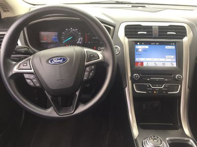 2018 Ford Fusion SE FWD Sedan - Click to see full-size photo viewer