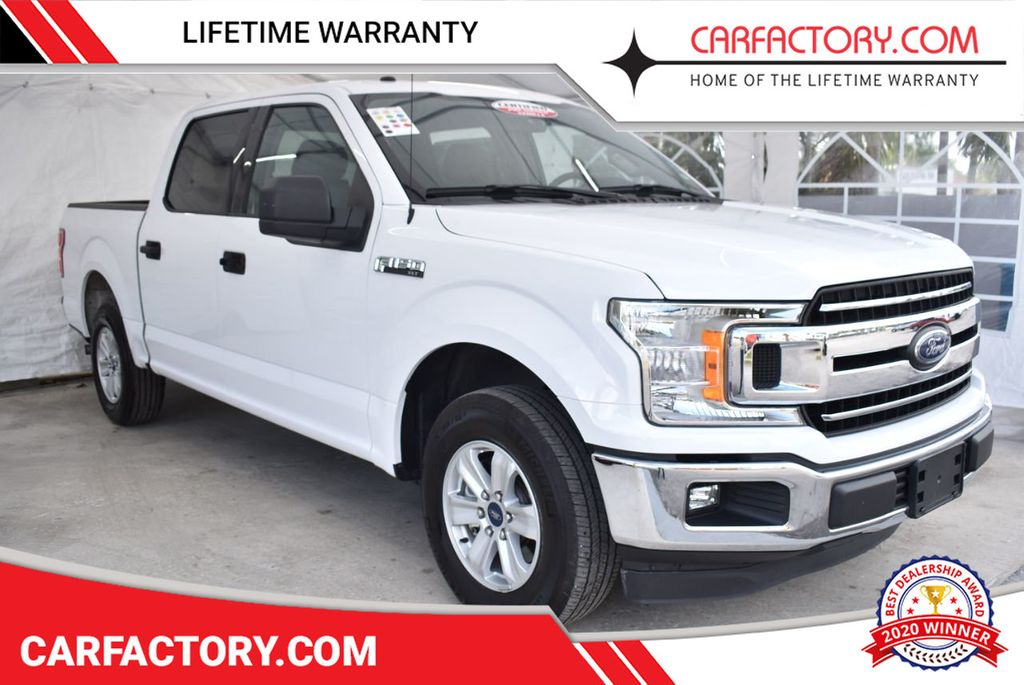 2018 Ford F-150  - 18432679 - 0