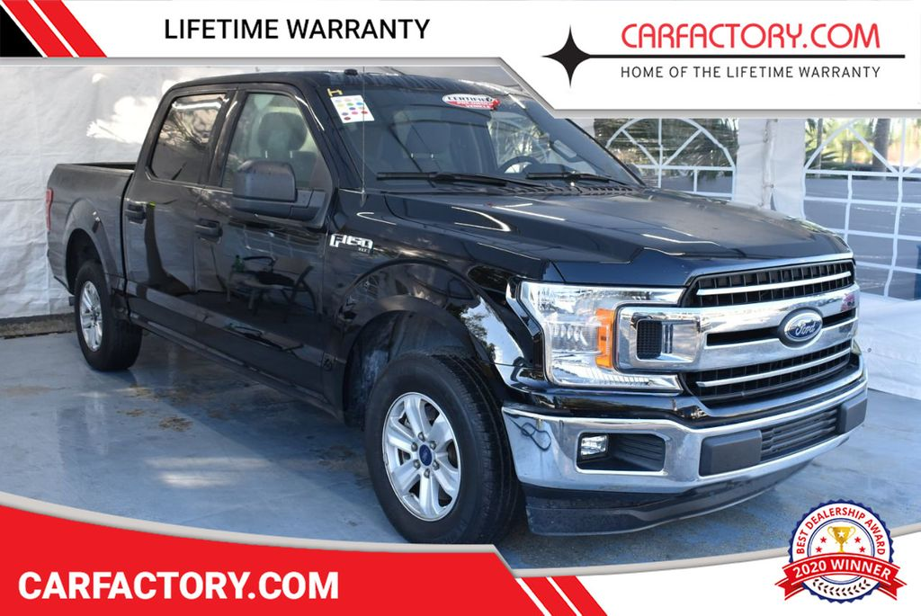 2018 Ford F-150  - 18433251 - 0