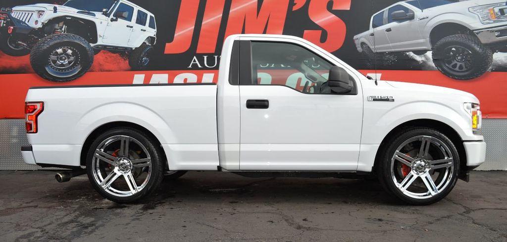"2018 Ford F-150 Ford F150 Regular Cab XL Belltech Lowering Kit 24"" DUB Wheels - 18528227 - 3"