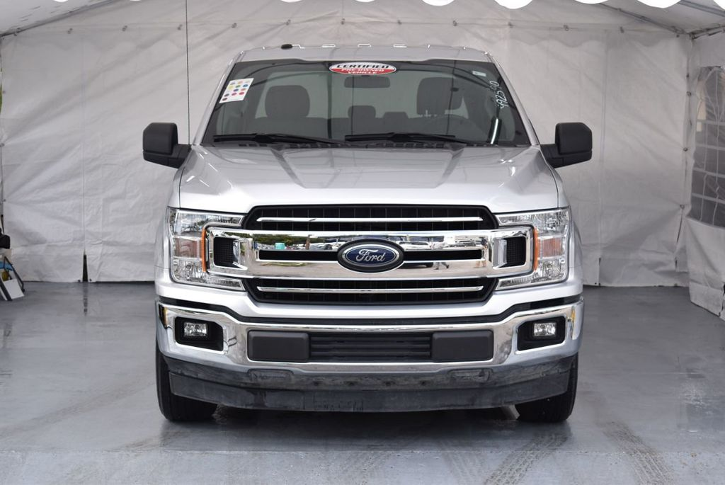 2018 Ford F-150 LARIAT 2WD SuperCab 8' Box - 18290913 - 2
