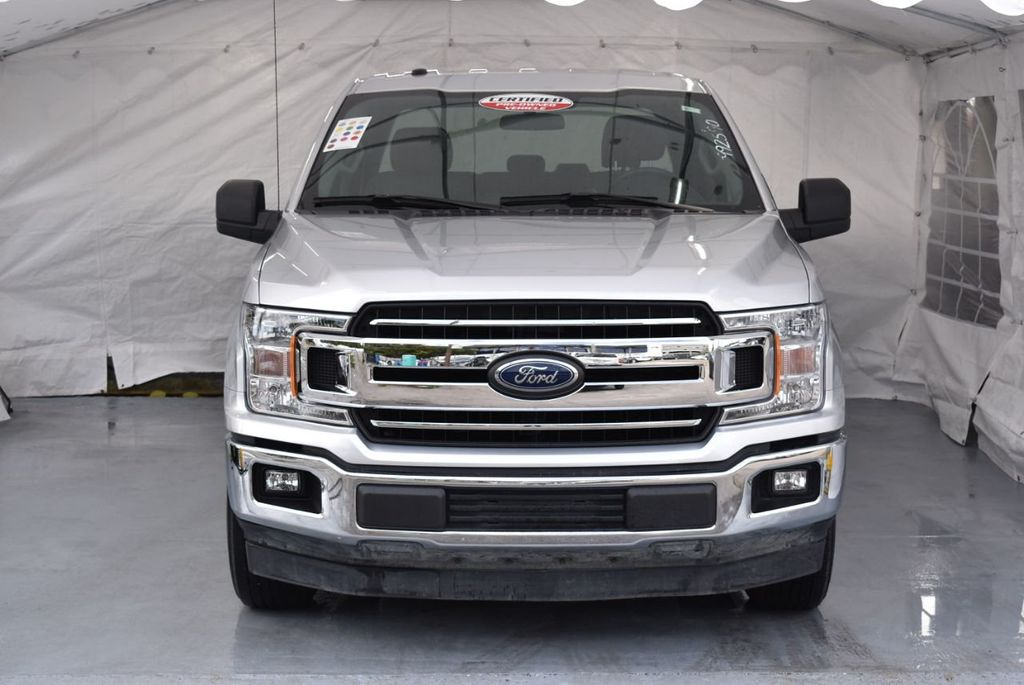 2018 Ford F-150 LARIAT 2WD SuperCab 8' Box - 18290913 - 3