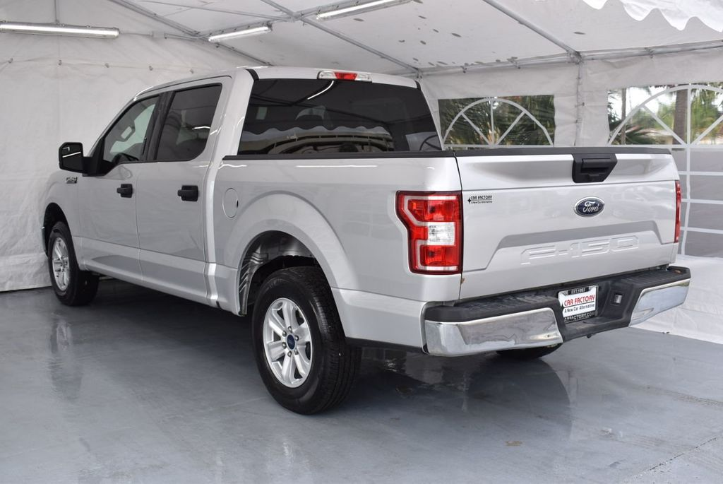 2018 Ford F-150 LARIAT 2WD SuperCab 8' Box - 18290913 - 4