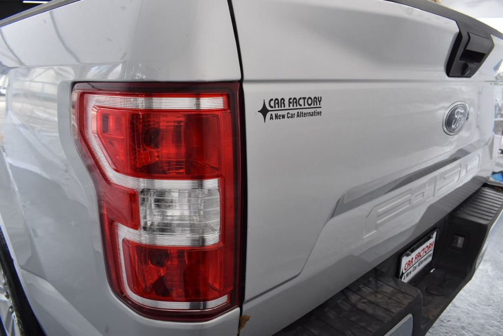 2018 Ford F-150 LARIAT 2WD SuperCab 8' Box - 18290913 - 5