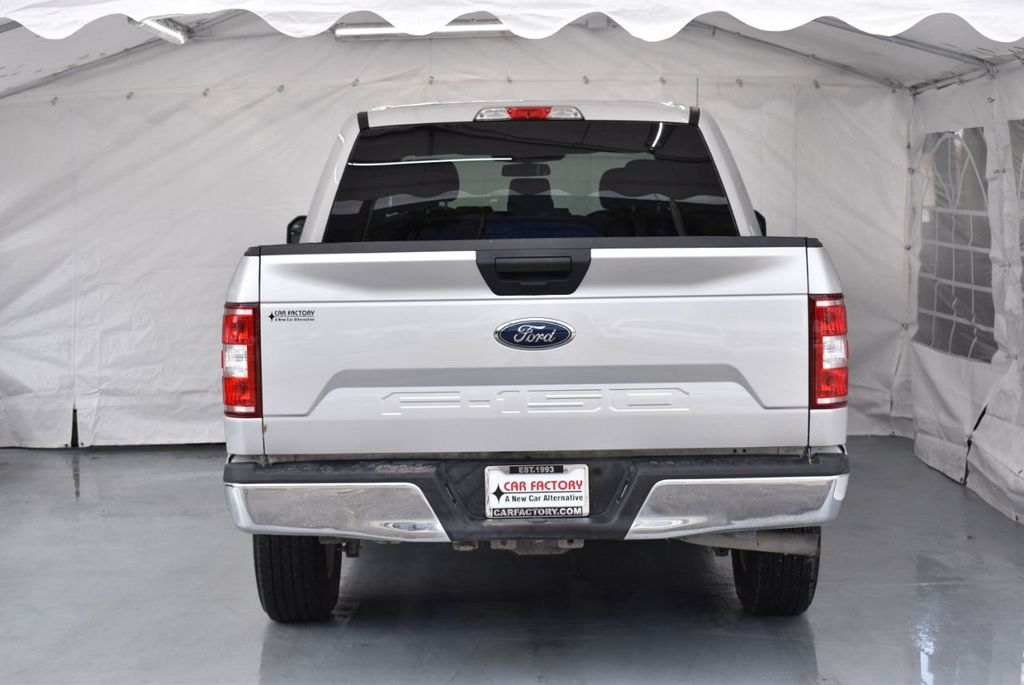 2018 Ford F-150 LARIAT 2WD SuperCab 8' Box - 18290913 - 6
