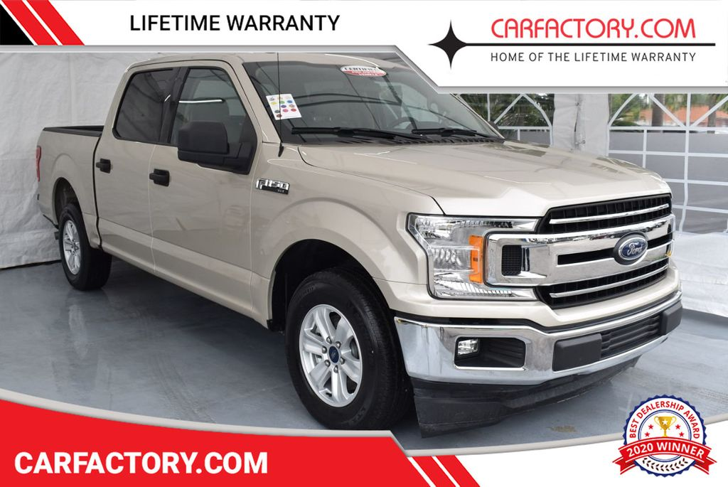 2018 Ford F-150 LARIAT 2WD SuperCab 8' Box - 18290914 - 0