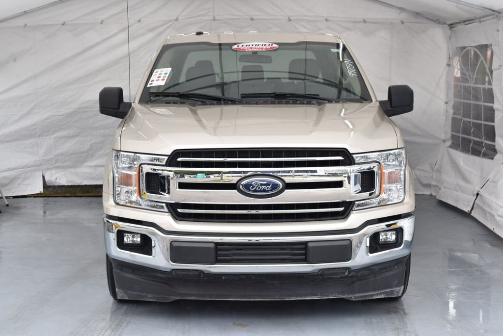 2018 Ford F-150 LARIAT 2WD SuperCab 8' Box - 18290914 - 2