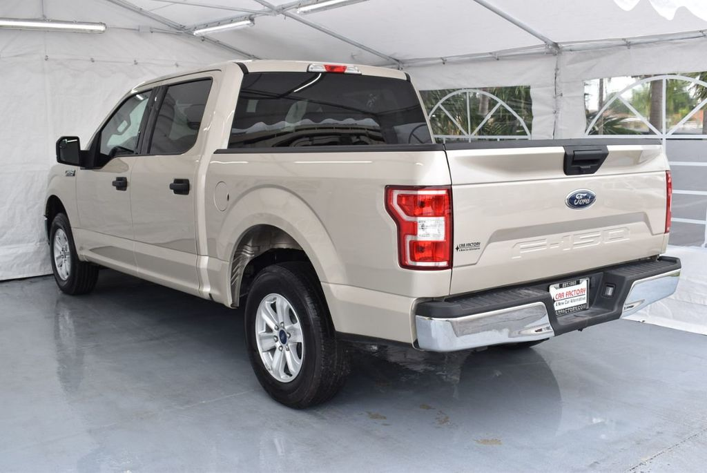 2018 Ford F-150 LARIAT 2WD SuperCab 8' Box - 18290914 - 3