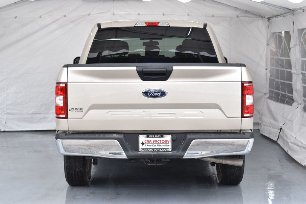2018 Ford F-150 LARIAT 2WD SuperCab 8' Box - 18290914 - 5