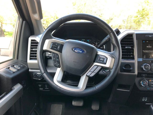 2018 Ford F-150 LARIAT 2WD SuperCrew 5.5' Box - Click to see full-size photo viewer