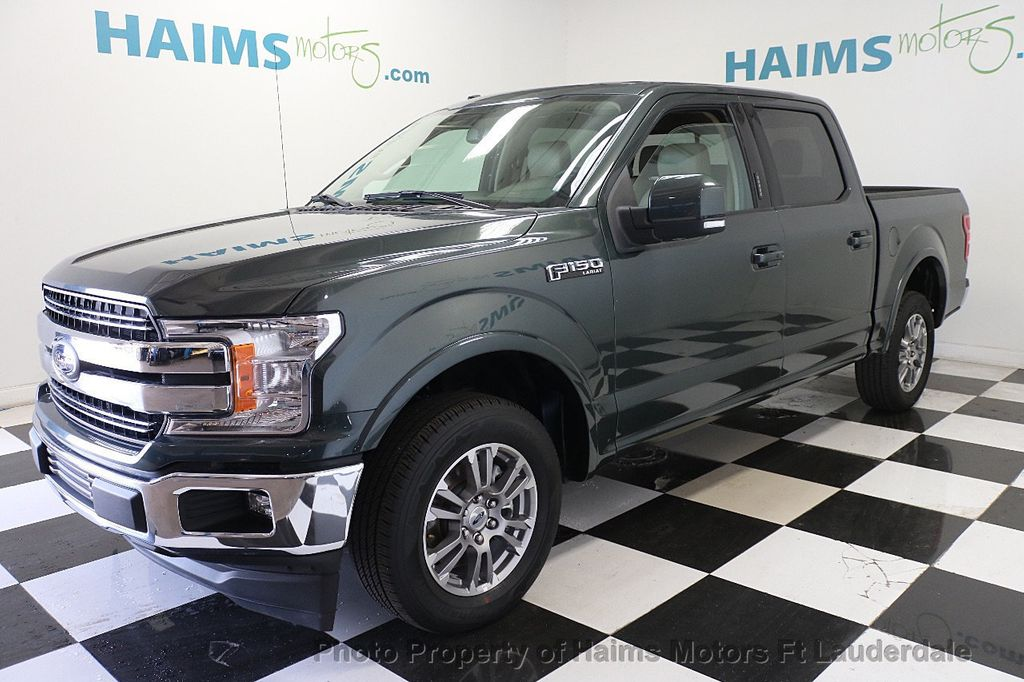 2018 Ford F-150 Lariat 2WD SuperCrew 5.5' Box - 17990730 - 0