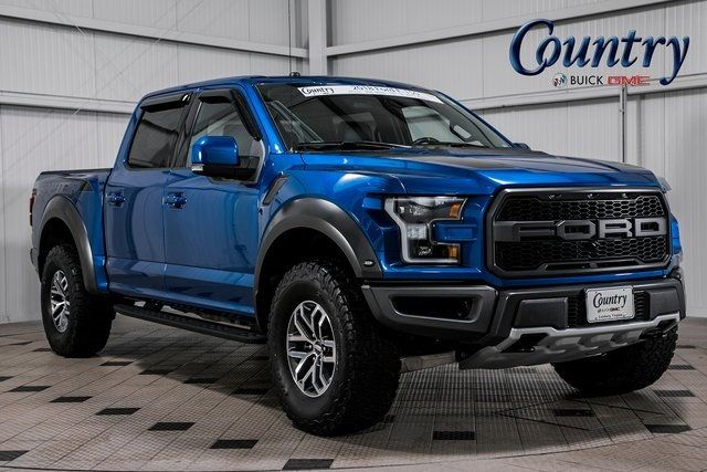 Used Ford Raptor >> 2018 Used Ford F 150 Raptor 4wd Supercrew 5 5 Box At Country Auto Group Serving Warrenton Va Iid 19393400