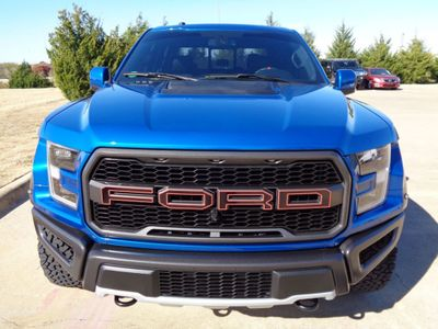 2018 Ford F-150 Raptor w/LUXURY PKG, TECH PKG, NAV, PANO ROOF, $69K MSRP - Click to see full-size photo viewer