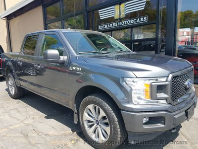 2018 Ford F-150 STX 4WD SuperCrew 5.5' Box