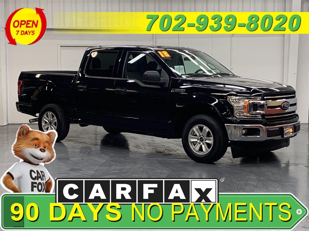 2018 Used Ford F 150 Xlt At Baja Auto Sales East Serving Las Vegas Nv Iid 19454259