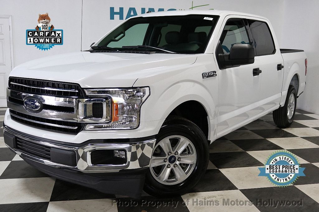 2018 Ford F-150 XLT 2WD SuperCab 6.5' Box - 18451219 - 0