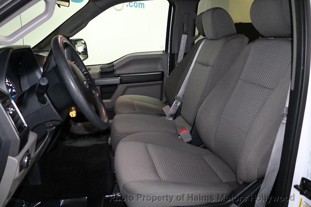 2018 Ford F-150 XLT 2WD SuperCab 6.5' Box - 18451219 - 17