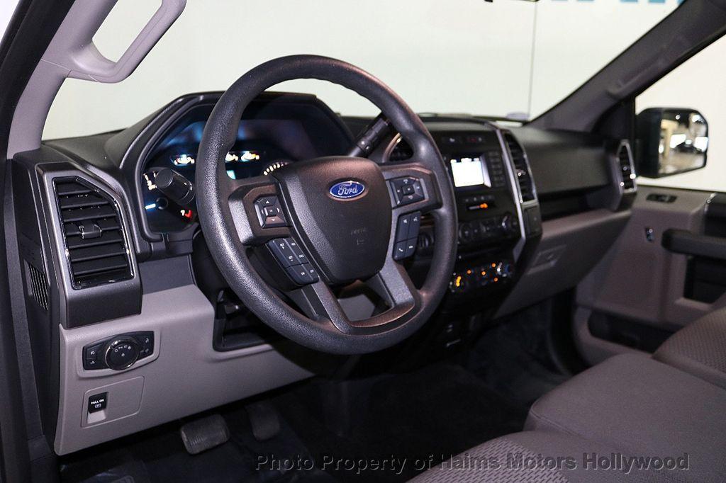 2018 Ford F-150 XLT 2WD SuperCab 6.5' Box - 18451219 - 18