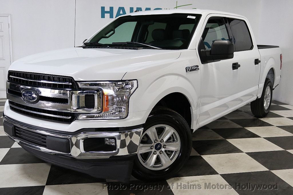 2018 Ford F-150 XLT 2WD SuperCab 6.5' Box - 18451219 - 1