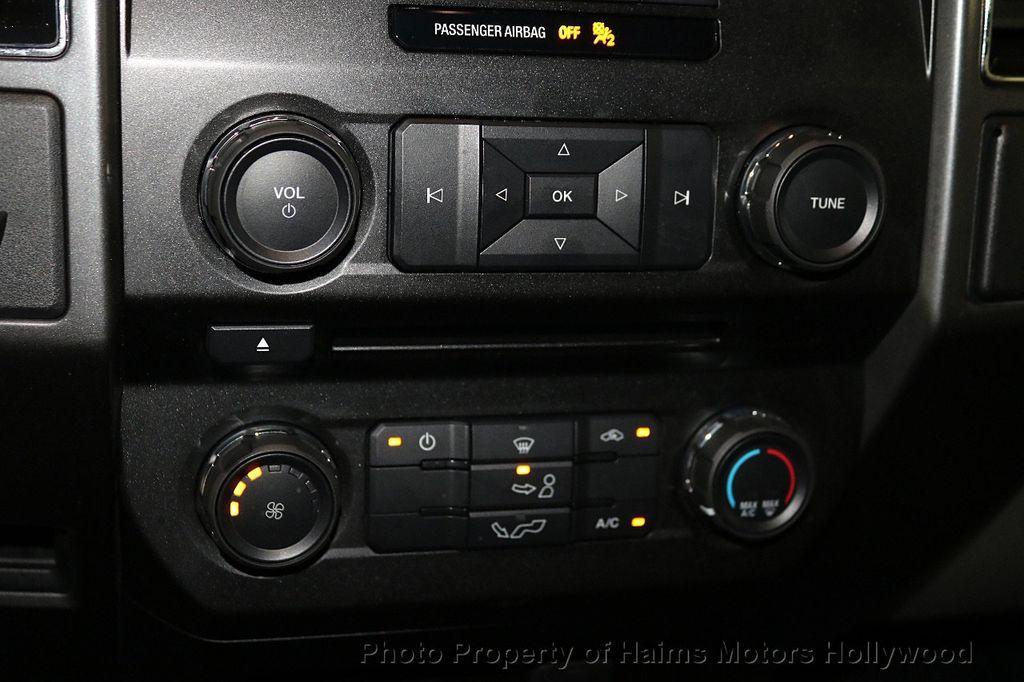 2018 Ford F-150 XLT 2WD SuperCab 6.5' Box - 18451219 - 21