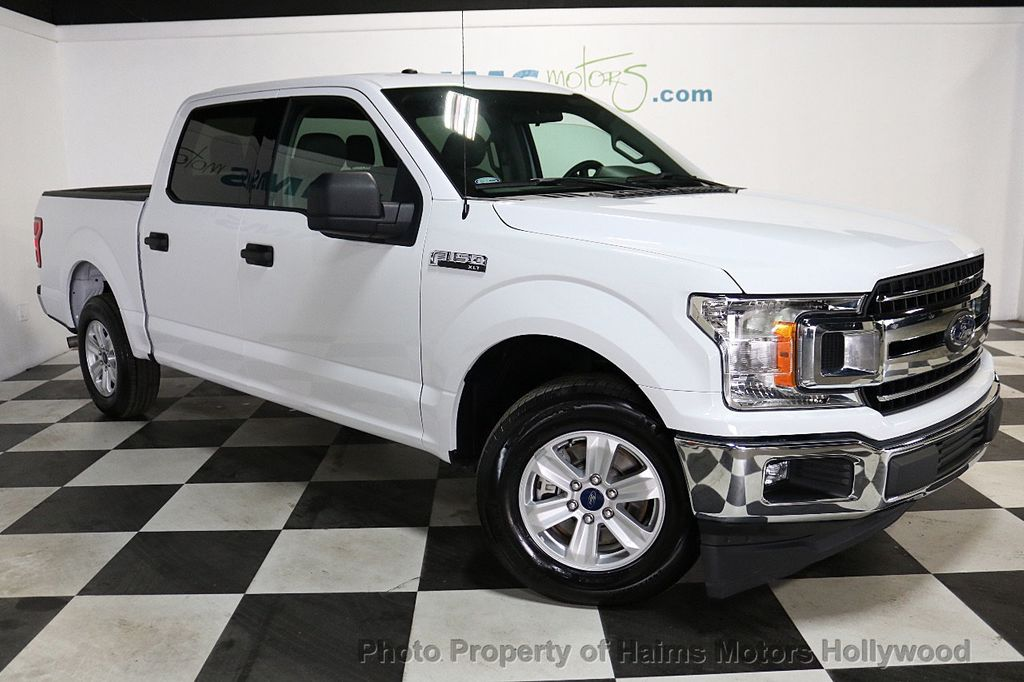 2018 Ford F-150 XLT 2WD SuperCab 6.5' Box - 18451219 - 3