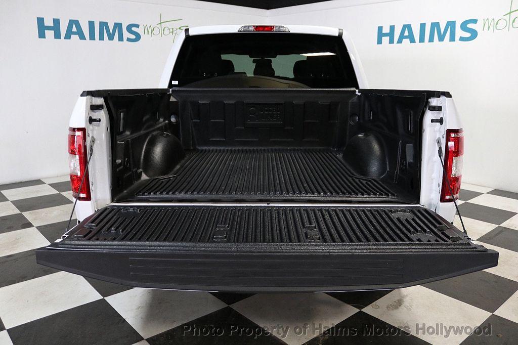 2018 Ford F-150 XLT 2WD SuperCab 6.5' Box - 18451219 - 8