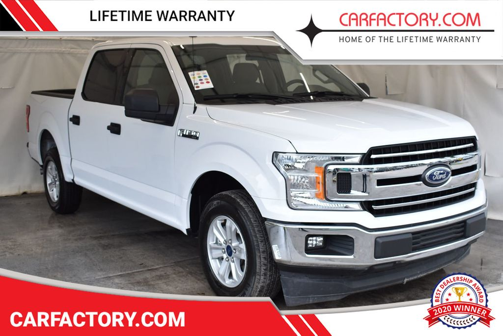 2018 Ford F-150 XLT 2WD SuperCrew 5.5' Box - 17899628 - 0