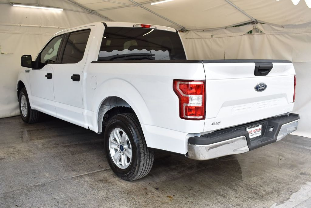 2018 Ford F-150 XLT 2WD SuperCrew 5.5' Box - 17899628 - 3