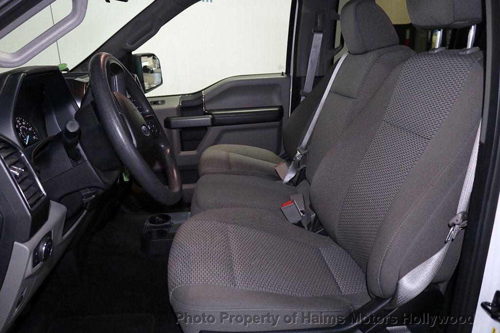 2018 Ford F-150 XLT 2WD SuperCrew 5.5' Box - 18253611 - 16