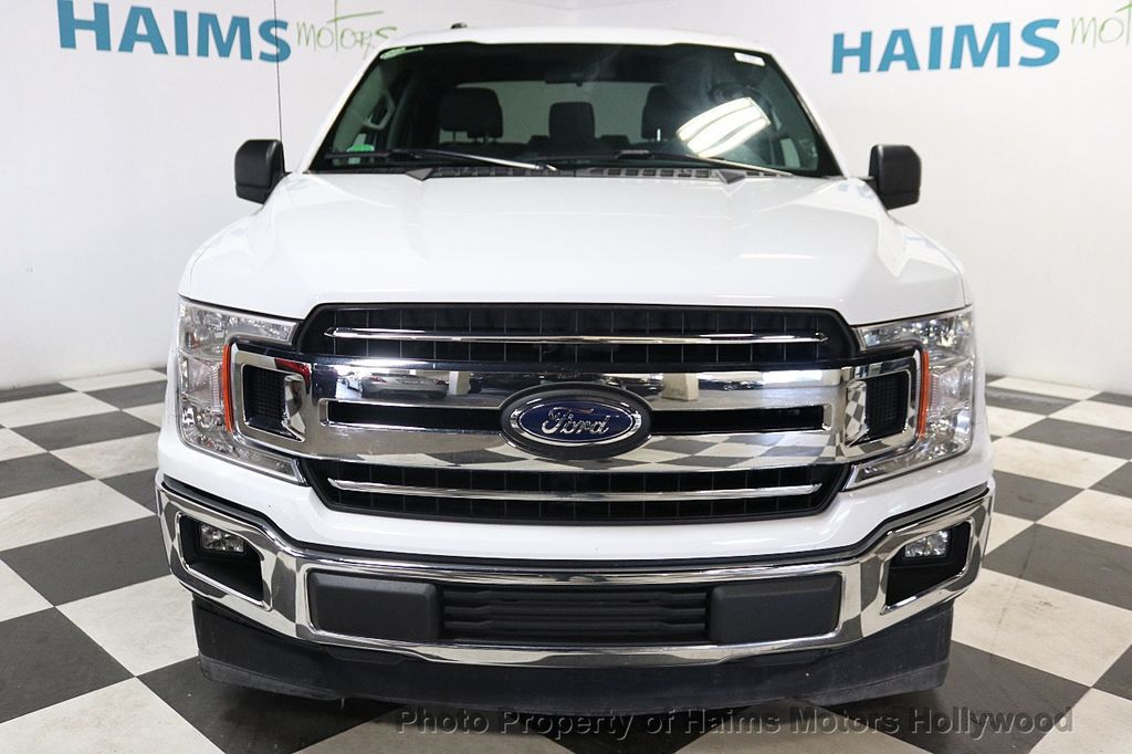 2018 Ford F-150 XLT 2WD SuperCrew 5.5' Box - 18253611 - 2
