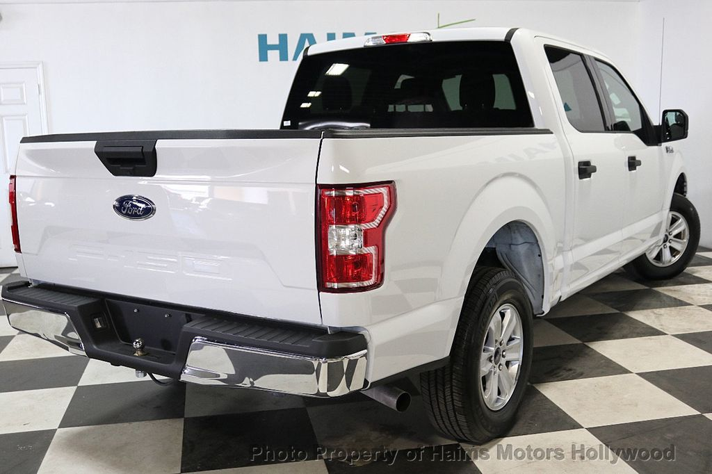 2018 Ford F-150 XLT 2WD SuperCrew 5.5' Box - 18253611 - 6