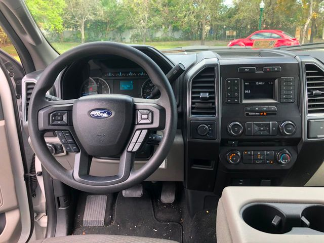 2018 Ford F-150 XLT 4WD SuperCrew 5.5' Box - Click to see full-size photo viewer