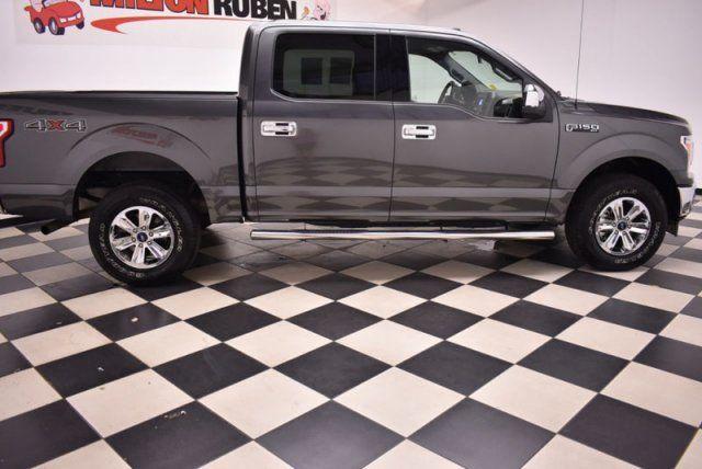 Milton Ruben Toyota Service >> 2018 Used Ford F-150 XLT 4WD SuperCrew 5.5' Box at Milton ...