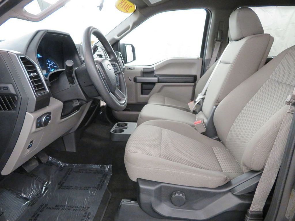2018 Ford F-150 XLT 4WD SuperCrew 5.5' Box - 18406473 - 7