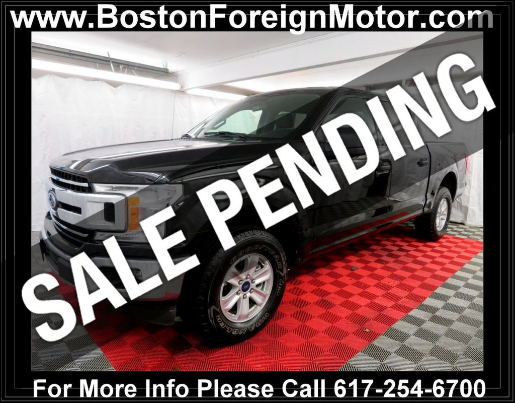 2018 Ford F-150 XLT 4WD SuperCrew 5.5' Box - 18406474 - 0