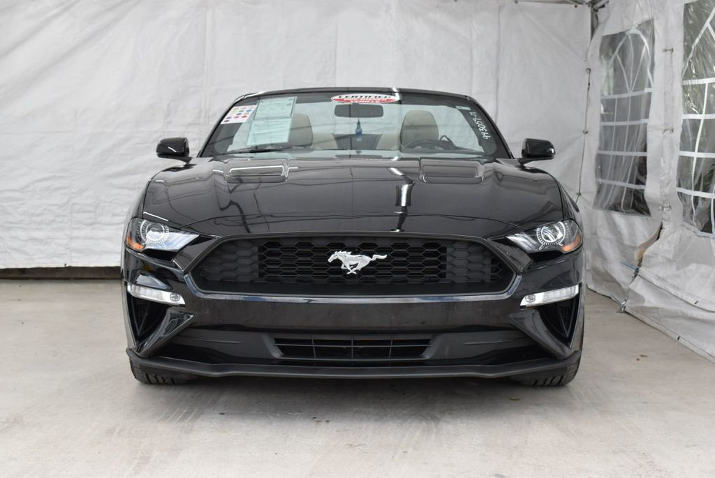 2018 Ford Mustang EcoBoost Convertible - 18676014 - 3