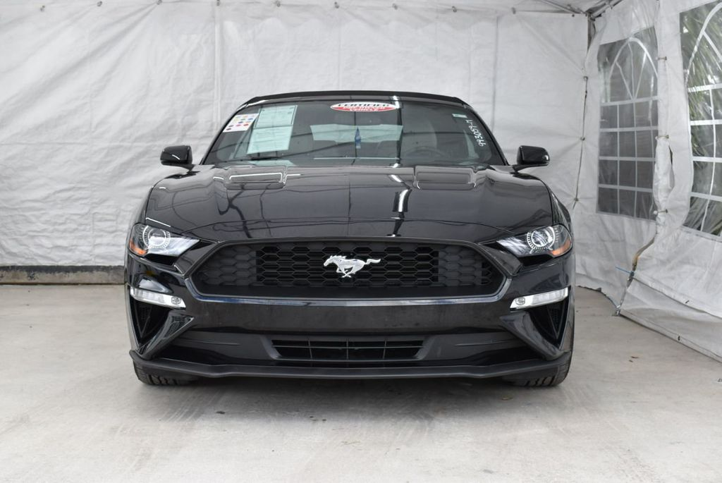 2018 Ford Mustang EcoBoost Convertible - 18676014 - 4