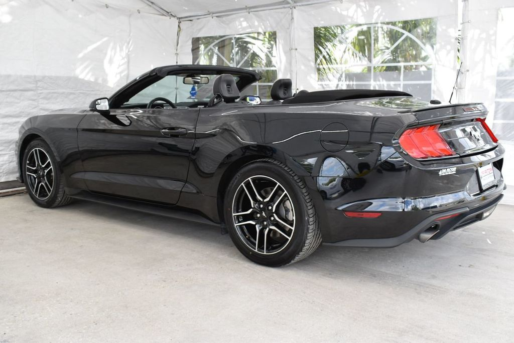 2018 Ford Mustang EcoBoost Convertible - 18676014 - 5