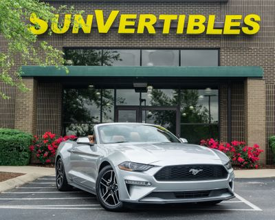 Used Ford Mustang At Sunvertibles Serving Franklin Nashville Tn