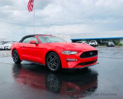 2018 Ford Mustang - 1FATP8UH8J5142792