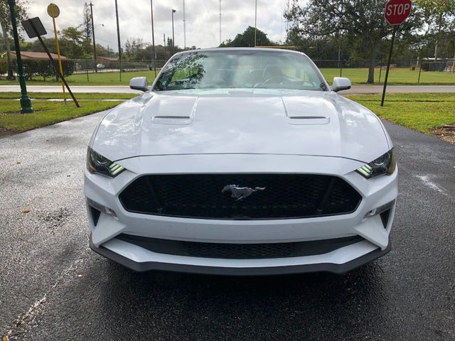 2018 Ford Mustang GT Premium Convertible - Click to see full-size photo viewer