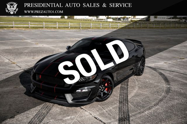 Gt350r For Sale >> 2018 Used Ford Mustang Shelby Gt350r Fastback At Presidential Auto Sales Service And Leasing Serving Palm Beach Boca Raton Delray Beach Fl Iid