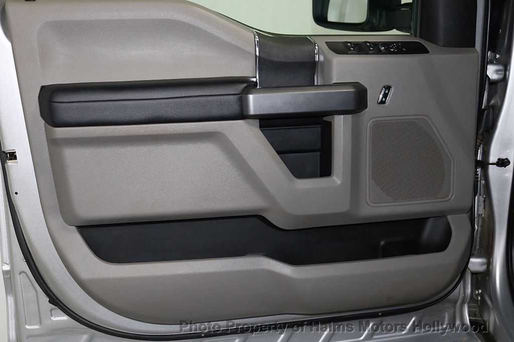 2018 Ford Super Duty F-250 SRW LIFTED W/LEATHER - 18611206 - 11