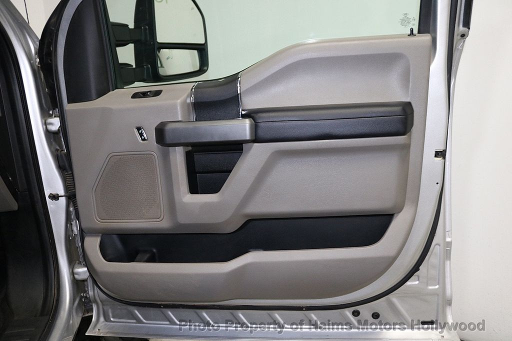2018 Ford Super Duty F-250 SRW LIFTED W/LEATHER - 18611206 - 14