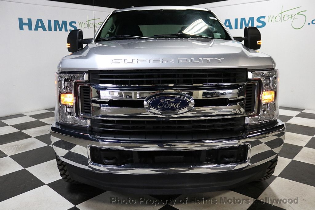 2018 Ford Super Duty F-250 SRW LIFTED W/LEATHER - 18611206 - 2